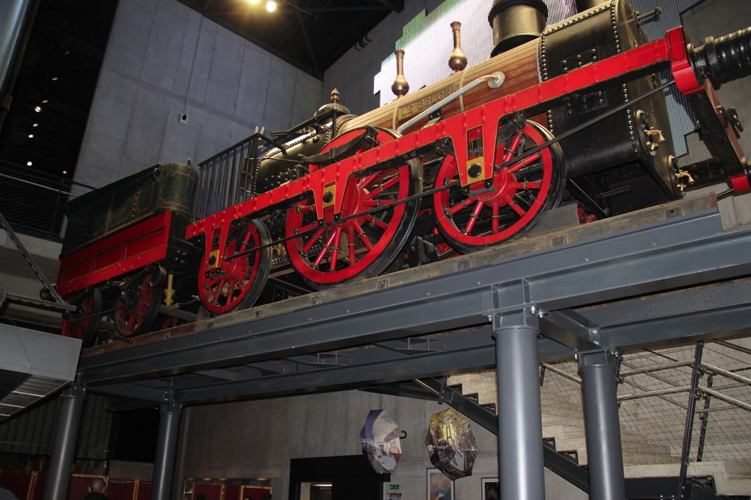 Trainworld Belgium