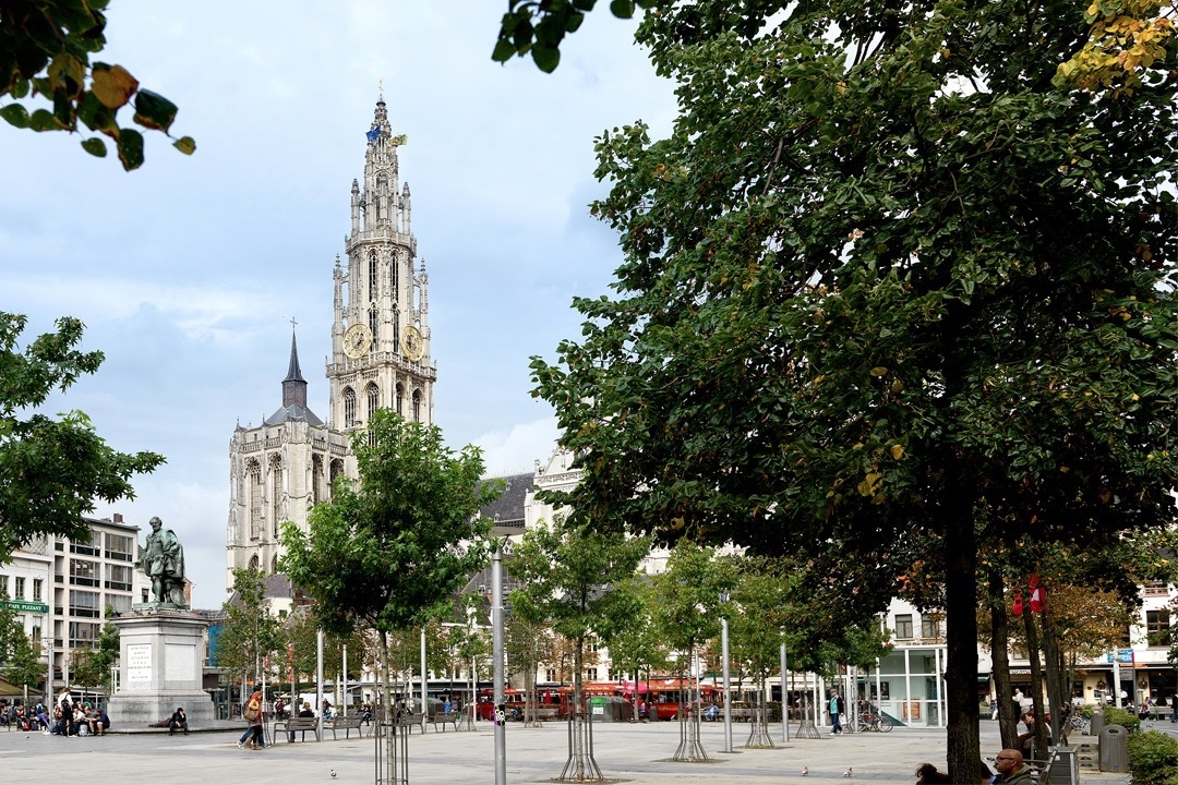 guided tour antwerp