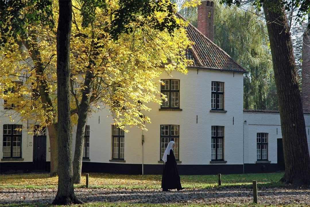 Beguinage Tour Bruges