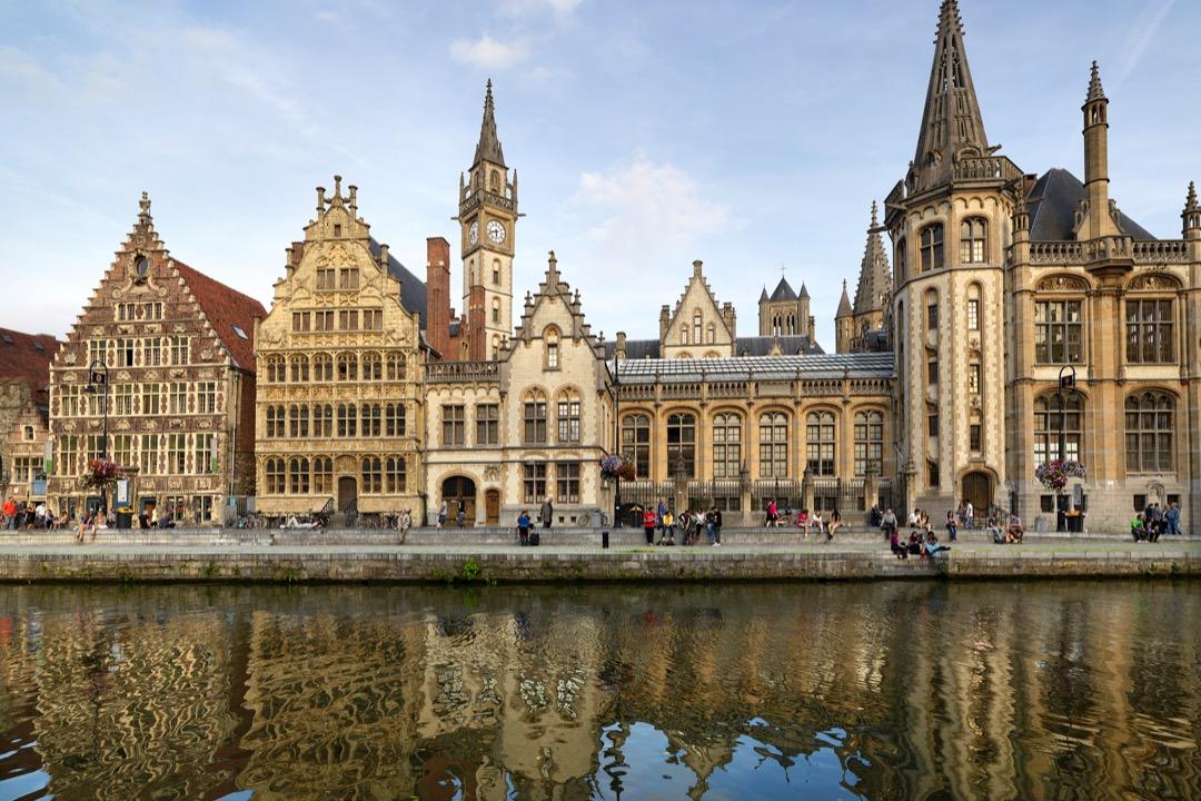 Citytrip Ghent