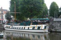 Boat Trip Ghent