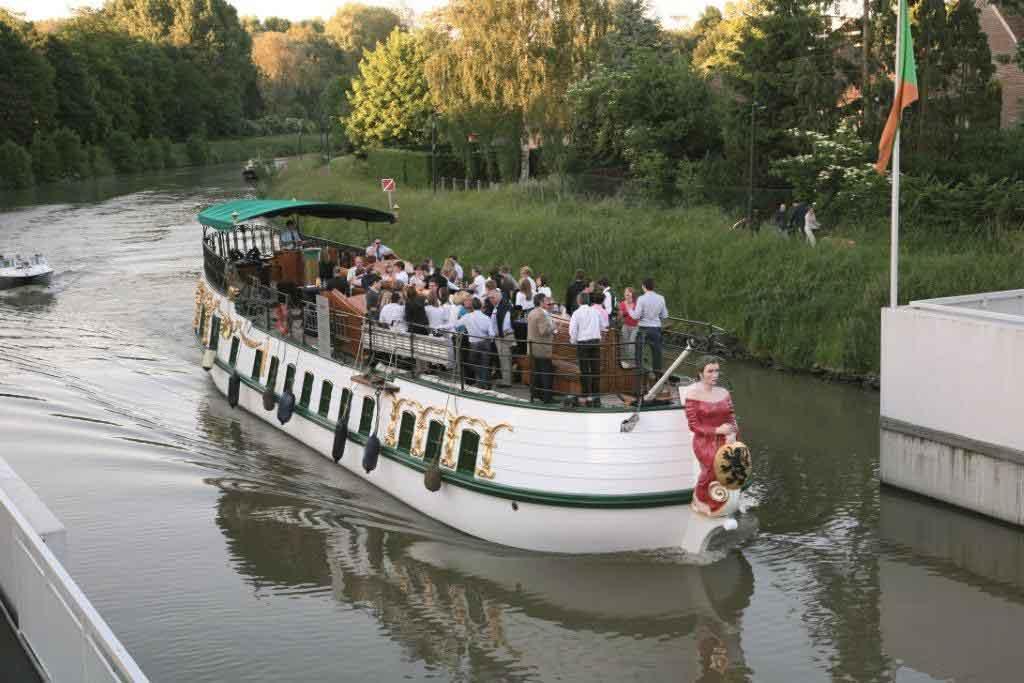 Diner Cruise Gent