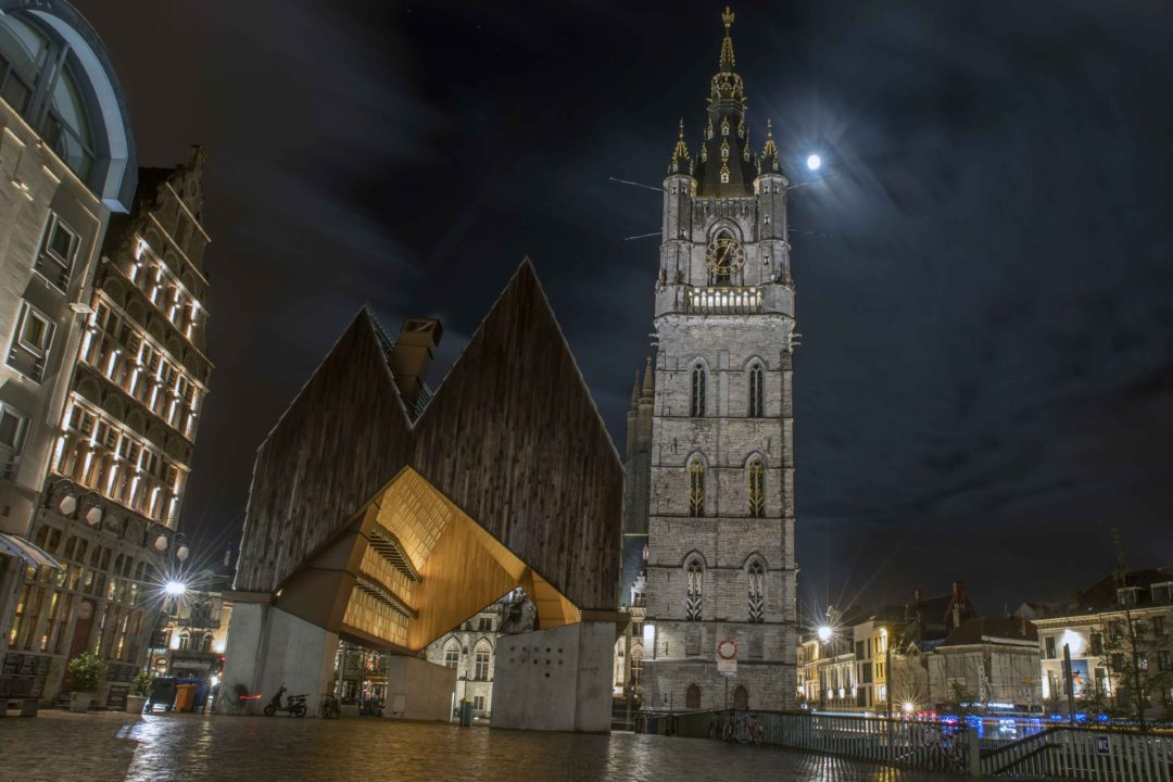 Evening Walking Tour Ghent
