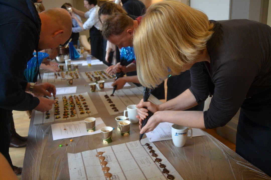 Chocolate Workshop Ghent