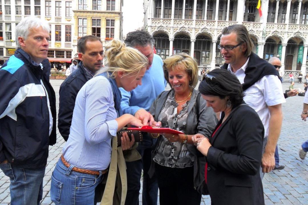 Brussels Historical Center