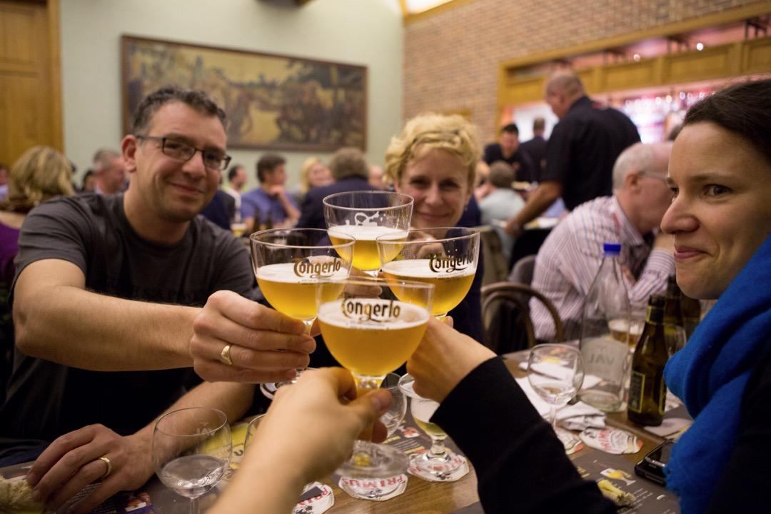 Brussels Bar Crawl