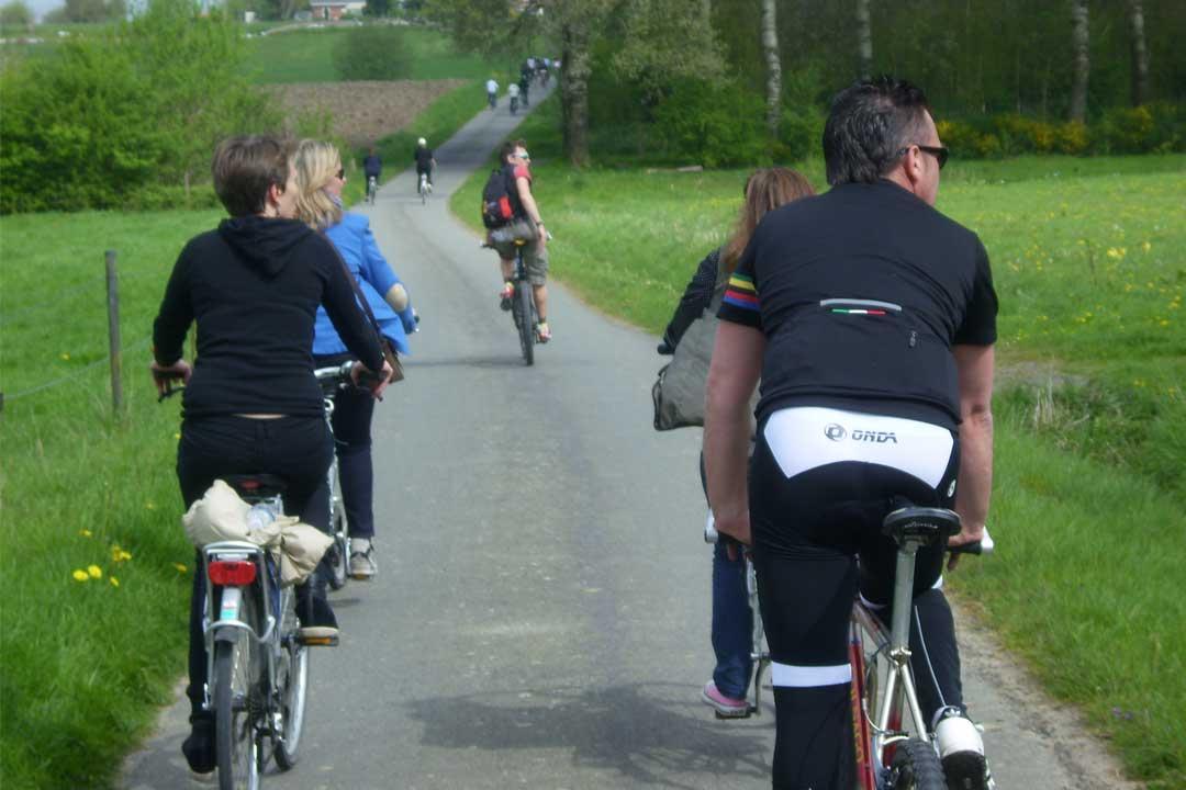 Bike Tour Belgium