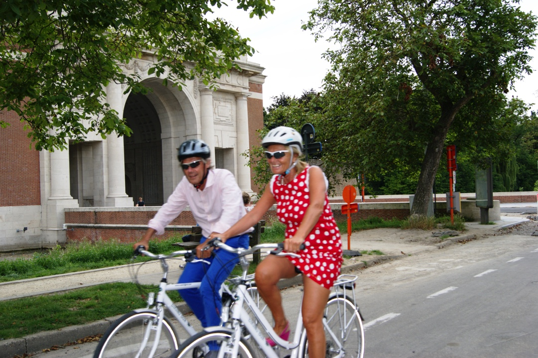 belgium bicycle tours