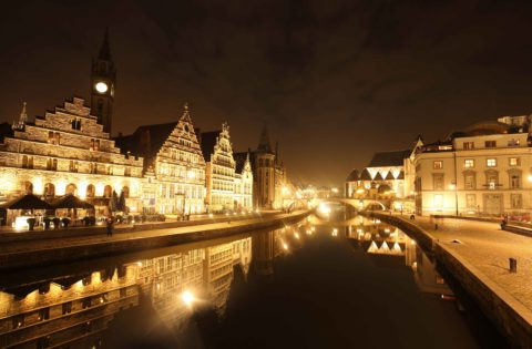 Day trips from brussels to ghent